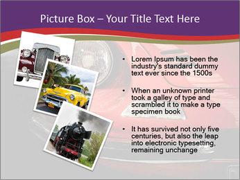 Berlin, Germany Ferrari PowerPoint Template - Slide 17