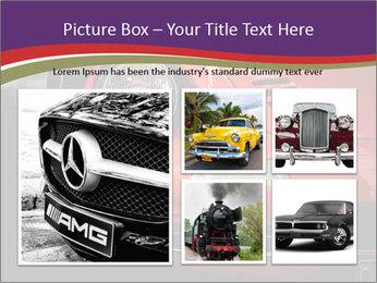Berlin, Germany Ferrari PowerPoint Template - Slide 19