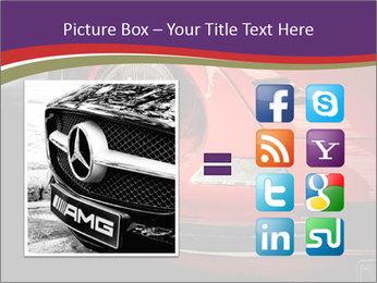 Berlin, Germany Ferrari PowerPoint Template - Slide 21