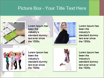Fashion girl PowerPoint Template - Slide 14