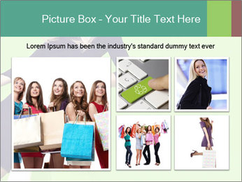 Fashion girl PowerPoint Template - Slide 19