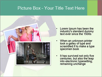 Fashion girl PowerPoint Template - Slide 20