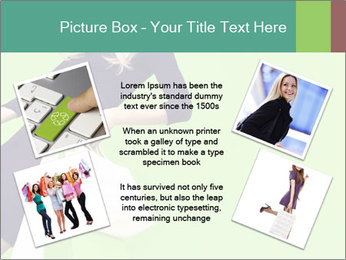 Fashion girl PowerPoint Template - Slide 24