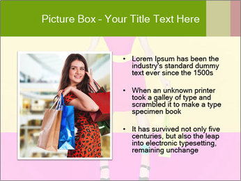 Crazy Shopping PowerPoint Template - Slide 13