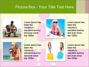 Crazy Shopping PowerPoint Template - Slide 14