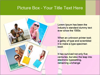 Crazy Shopping PowerPoint Template - Slide 23
