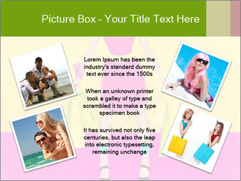 Crazy Shopping PowerPoint Template - Slide 24