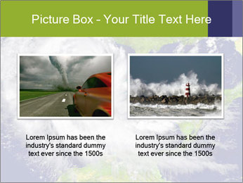 Huge hurricane PowerPoint Template - Slide 18