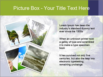 Huge hurricane PowerPoint Template - Slide 23