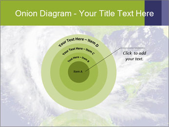 Huge hurricane PowerPoint Template - Slide 61