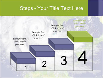 Huge hurricane PowerPoint Template - Slide 64