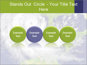 Huge hurricane PowerPoint Template - Slide 76