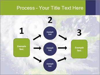 Huge hurricane PowerPoint Template - Slide 92