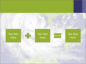 Huge hurricane PowerPoint Template - Slide 95