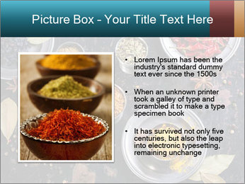 Set of spices PowerPoint Template - Slide 13