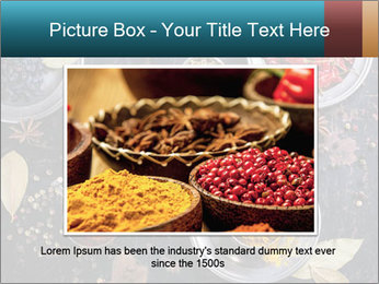 Set of spices PowerPoint Template - Slide 15