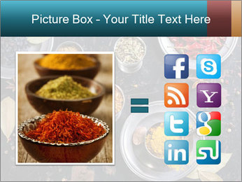 Set of spices PowerPoint Template - Slide 21