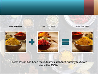 Set of spices PowerPoint Template - Slide 22