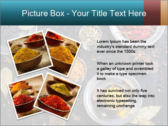Set of spices PowerPoint Template - Slide 23