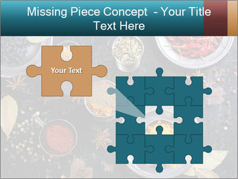 Set of spices PowerPoint Template - Slide 45