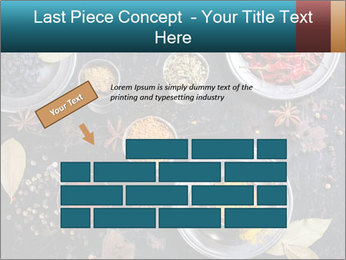 Set of spices PowerPoint Template - Slide 46