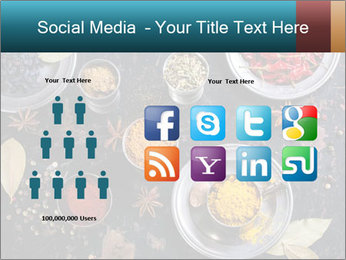 Set of spices PowerPoint Template - Slide 5