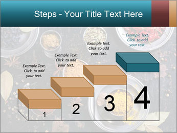 Set of spices PowerPoint Template - Slide 64