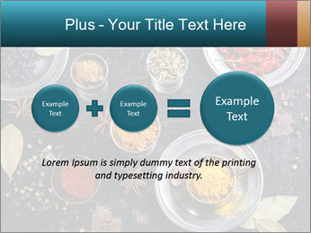 Set of spices PowerPoint Template - Slide 75
