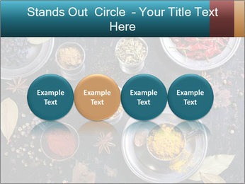 Set of spices PowerPoint Template - Slide 76