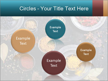 Set of spices PowerPoint Template - Slide 77