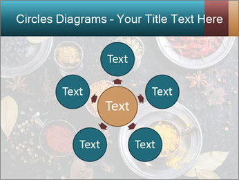 Set of spices PowerPoint Template - Slide 78