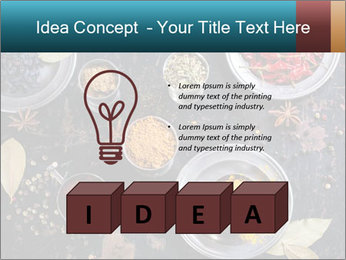Set of spices PowerPoint Template - Slide 80
