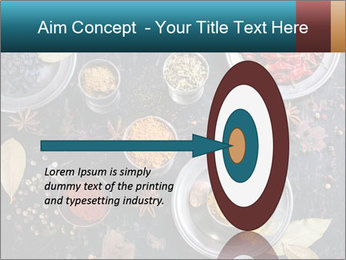 Set of spices PowerPoint Template - Slide 83