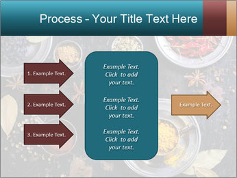 Set of spices PowerPoint Template - Slide 85