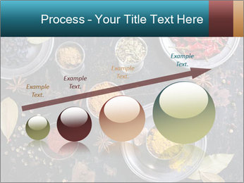 Set of spices PowerPoint Template - Slide 87