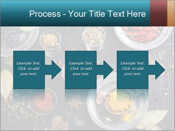 Set of spices PowerPoint Template - Slide 88