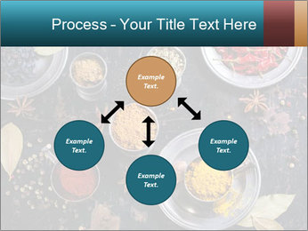 Set of spices PowerPoint Template - Slide 91