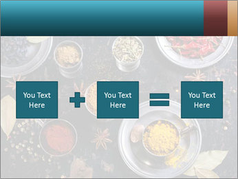 Set of spices PowerPoint Template - Slide 95