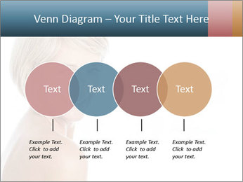 Smiling pretty woman with clean skin PowerPoint Templates - Slide 32