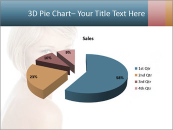 Smiling pretty woman with clean skin PowerPoint Templates - Slide 35