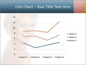 Smiling pretty woman with clean skin PowerPoint Templates - Slide 54