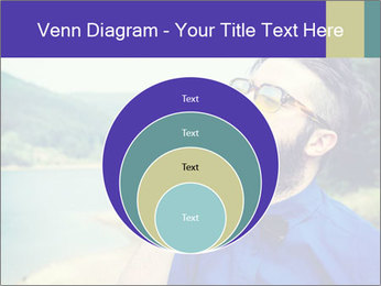 Hipster man thinking PowerPoint Template - Slide 34