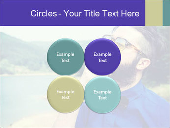 Hipster man thinking PowerPoint Template - Slide 38