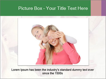 Young pregnant woman PowerPoint Template - Slide 15