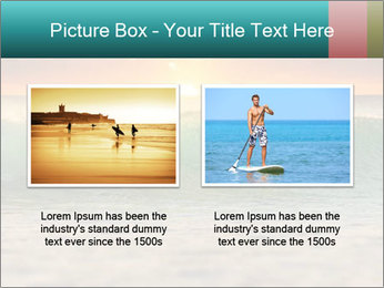 Surfer In Ocean PowerPoint Templates - Slide 18