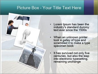 Depresssed Businessman PowerPoint Template - Slide 17