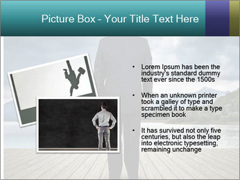 Depresssed Businessman PowerPoint Template - Slide 20