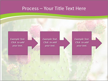 Cactus In Blossom PowerPoint Templates - Slide 88