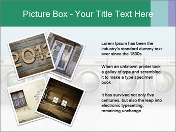 Washing machines PowerPoint Template - Slide 23
