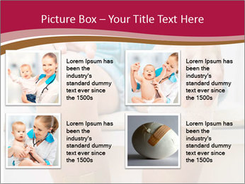 Boy With Injured Knees PowerPoint Templates - Slide 14